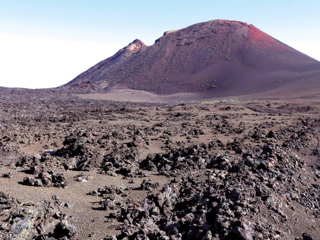 Relieve Timanfaya